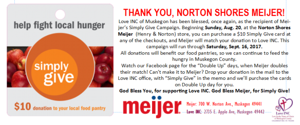 Norton shores Meijer Simply give.PNG
