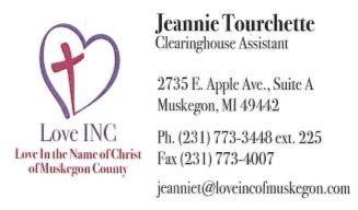 Jeannie info