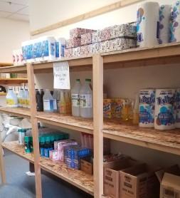Whitehall pantry shelf