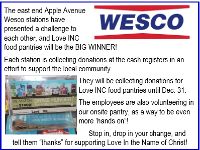 Wesco support
